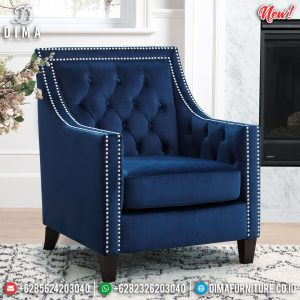 Kursi Sofa Minimalis Mewah New Epic Desain Furniture Jepara Terbaru TTJ-0809