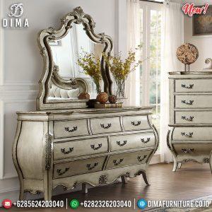 Meja Konsul Mewah Luxury, Meja Nakas Bombay Extraordinary Furniture Jepara TTJ-0823