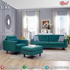 Set Sofa Tamu Minimalis Jepara Beautiful Design New Normal TTJ-0851