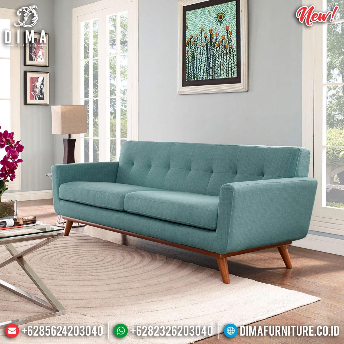 Sofa Minimalis Jepara Simple Minimalist Harga Terjangkau TTJ-0849 Model 2