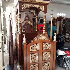 Beli Mimbar Kayu Jati Jepara Harga Murah Big Sale Mebel Jepara TTJ-0884