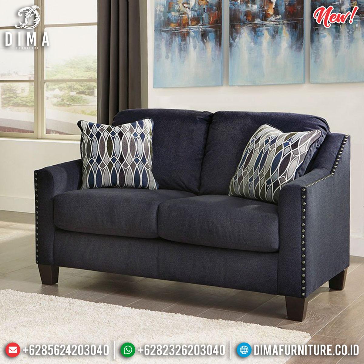 Furniture Jepara Sofa Tamu Minimalis Royals Foam Best Seller Product TTJ-0903 Model 1