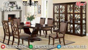 Jual Meja Makan Minimalis Klasik Luxury Design Interior Inspiring TTJ-0945