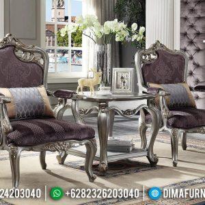 Jual Sofa Santai Mewah Murah Luxury Furniture Jepara Great Solid Wood TTJ-0942