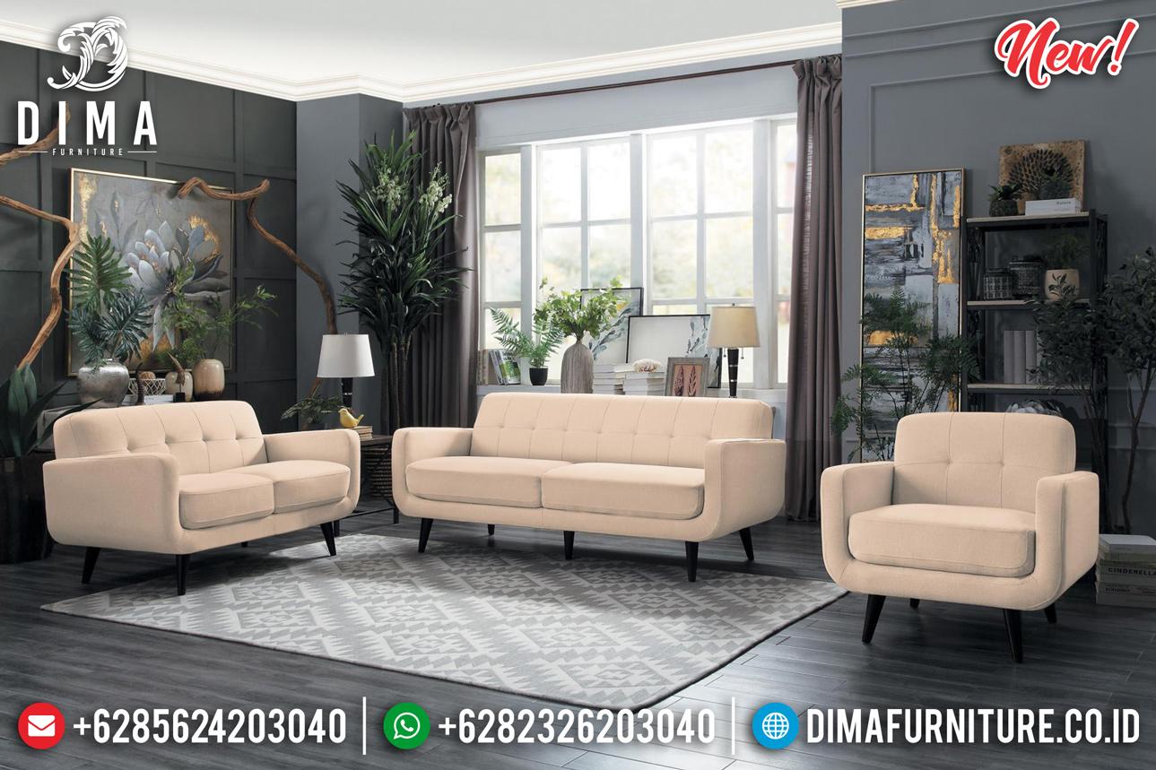 Jual Sofa Tamu Minimalis Jati Klasik Retro Natural Design Interior Inspiring TTJ-0912