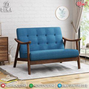 Model Sofa Tamu Minimalis Latofi Great Solid Wood Best Quality TTJ-0896