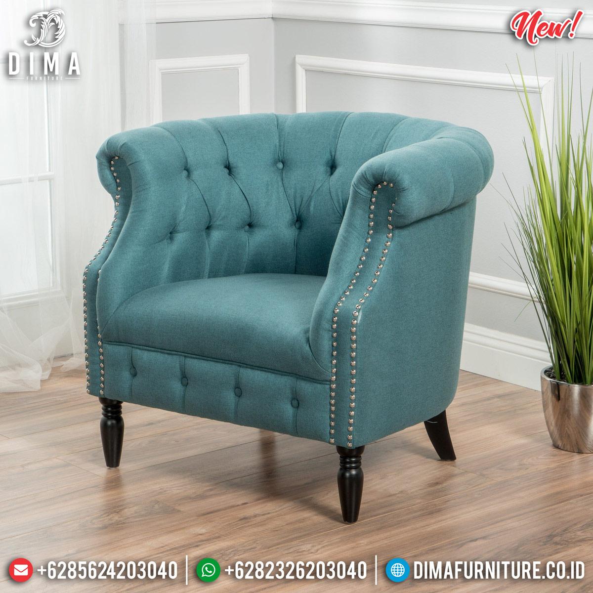 New Model Sofa Minimalis Jati Laurence Furniture Jepara Terbaru TTJ-0891