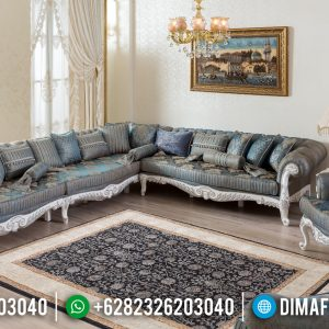 New Sofa Tamu Jepara Ukiran Luxury Design Interior Inspiring TTJ-0931