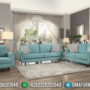 Sofa Tamu Minimalis Jati Natural Furniture Jepara TTJ-0911