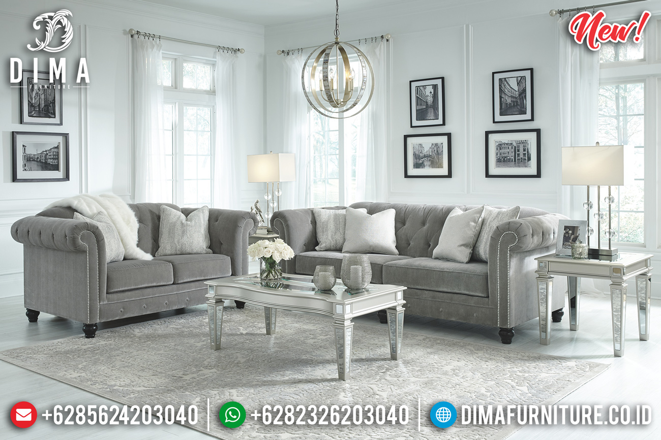 Sofa Tamu Minimalis Modern Jepara Luxury Type Great Quality TTJ-0905
