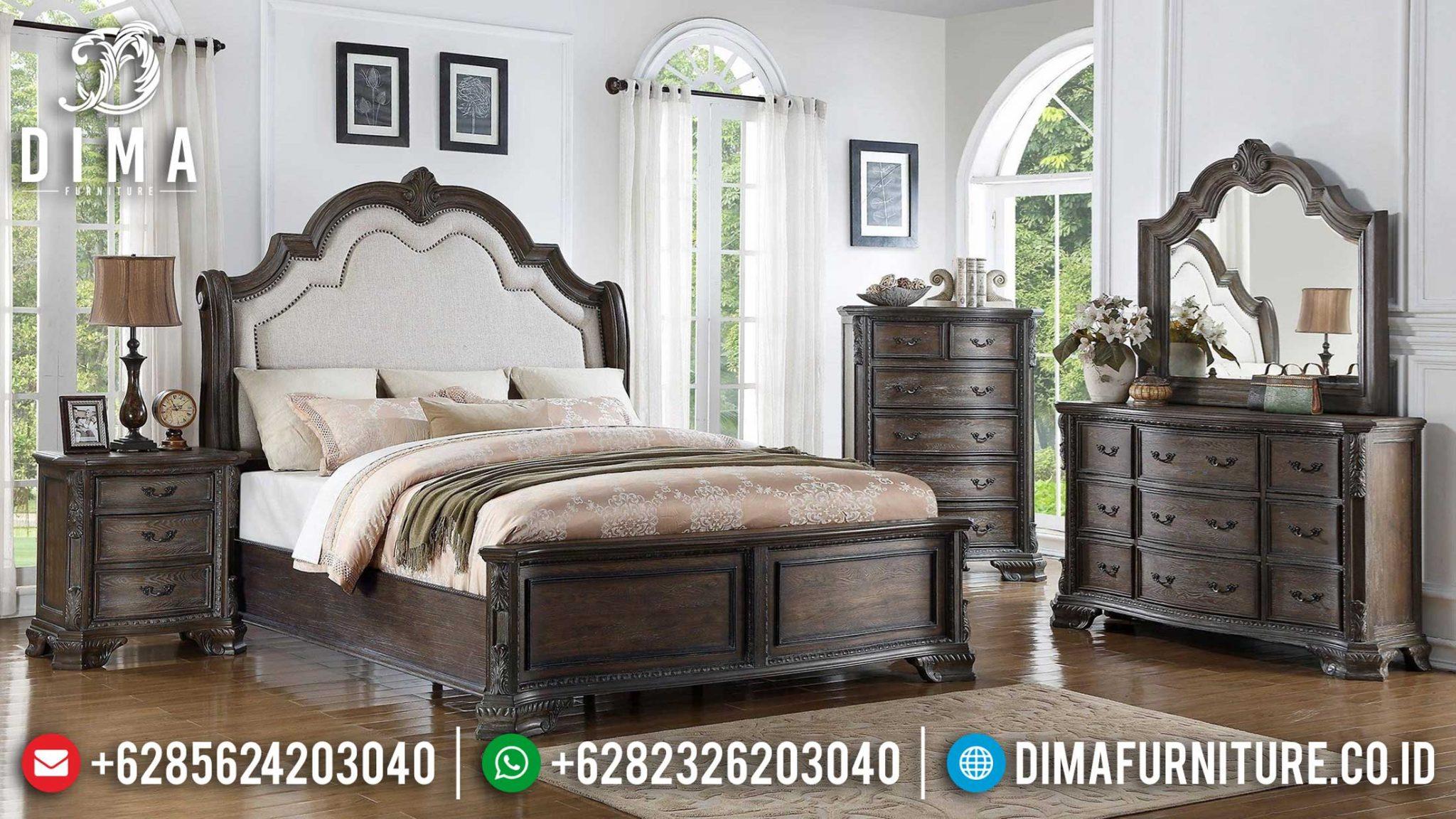 Best Friday Sale Kamar Set Minimalis Classic Natural Oldest Design Interior TTJ-1183