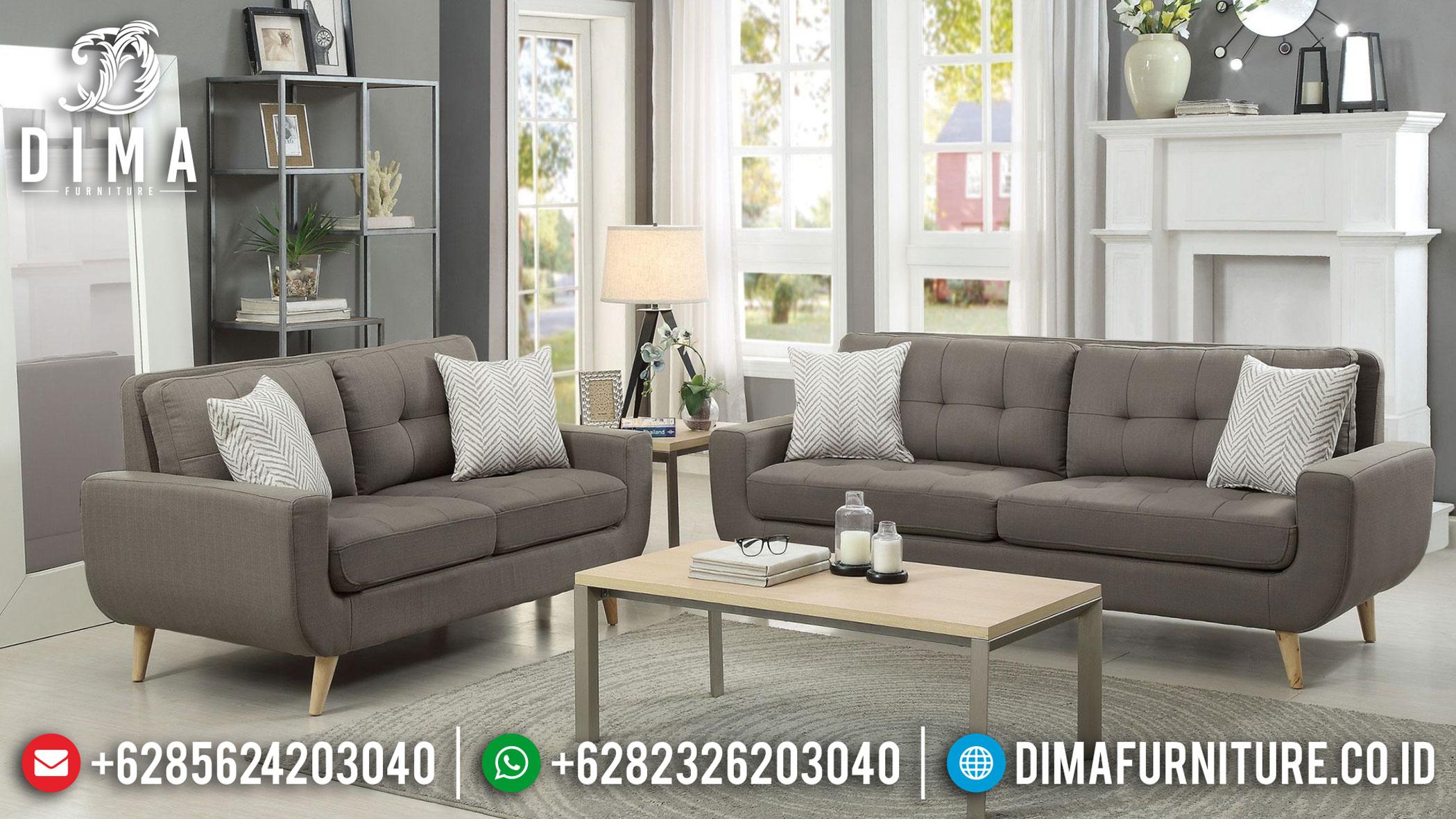 Best Sale Sofa Tamu Minimalis Classic Retro French Style New 2021 TTJ-1199