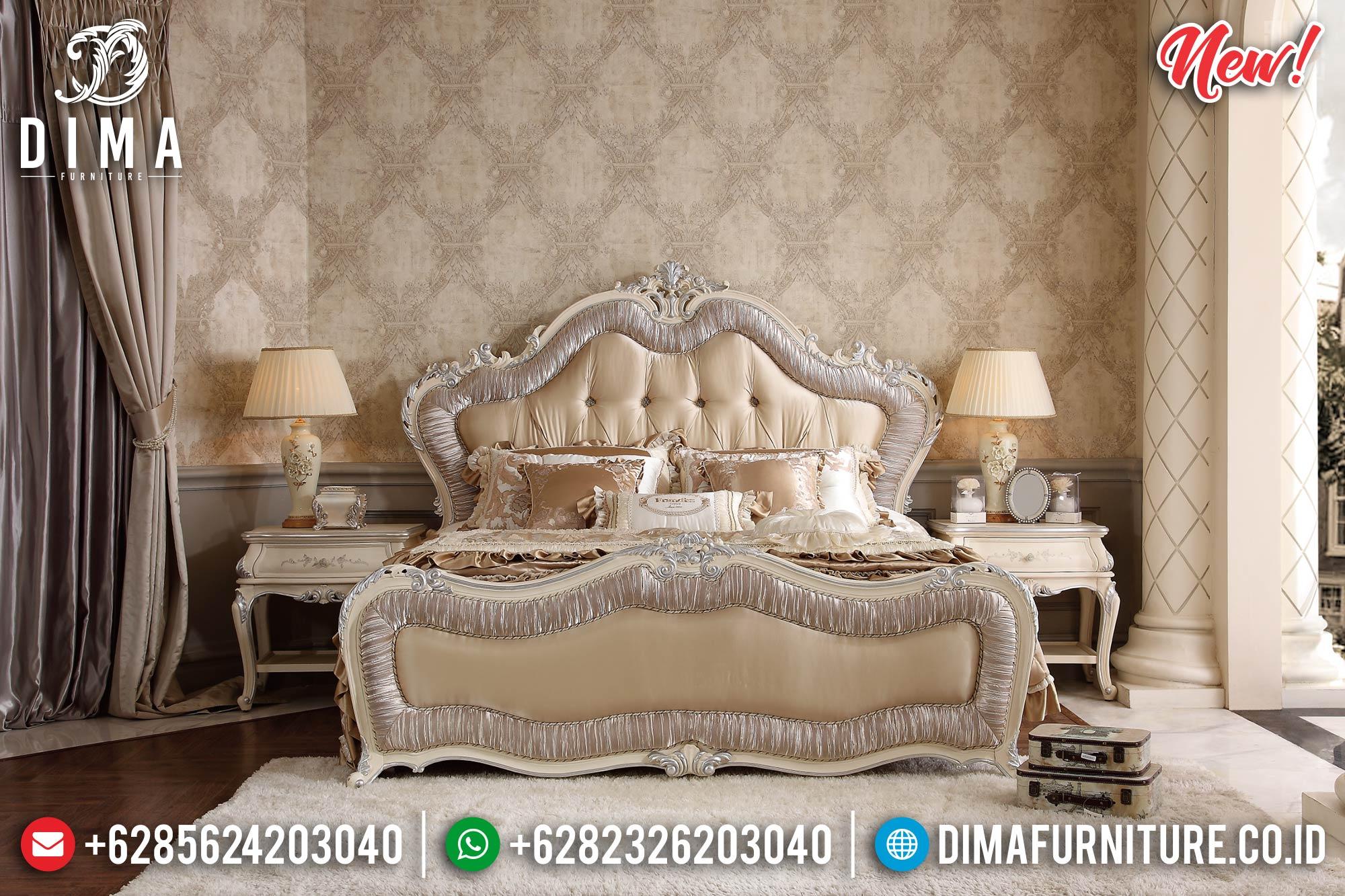 Favorites Item Tempat Tidur Ukiran Jepara Mewah Luxury Type Carving TTJ-1232