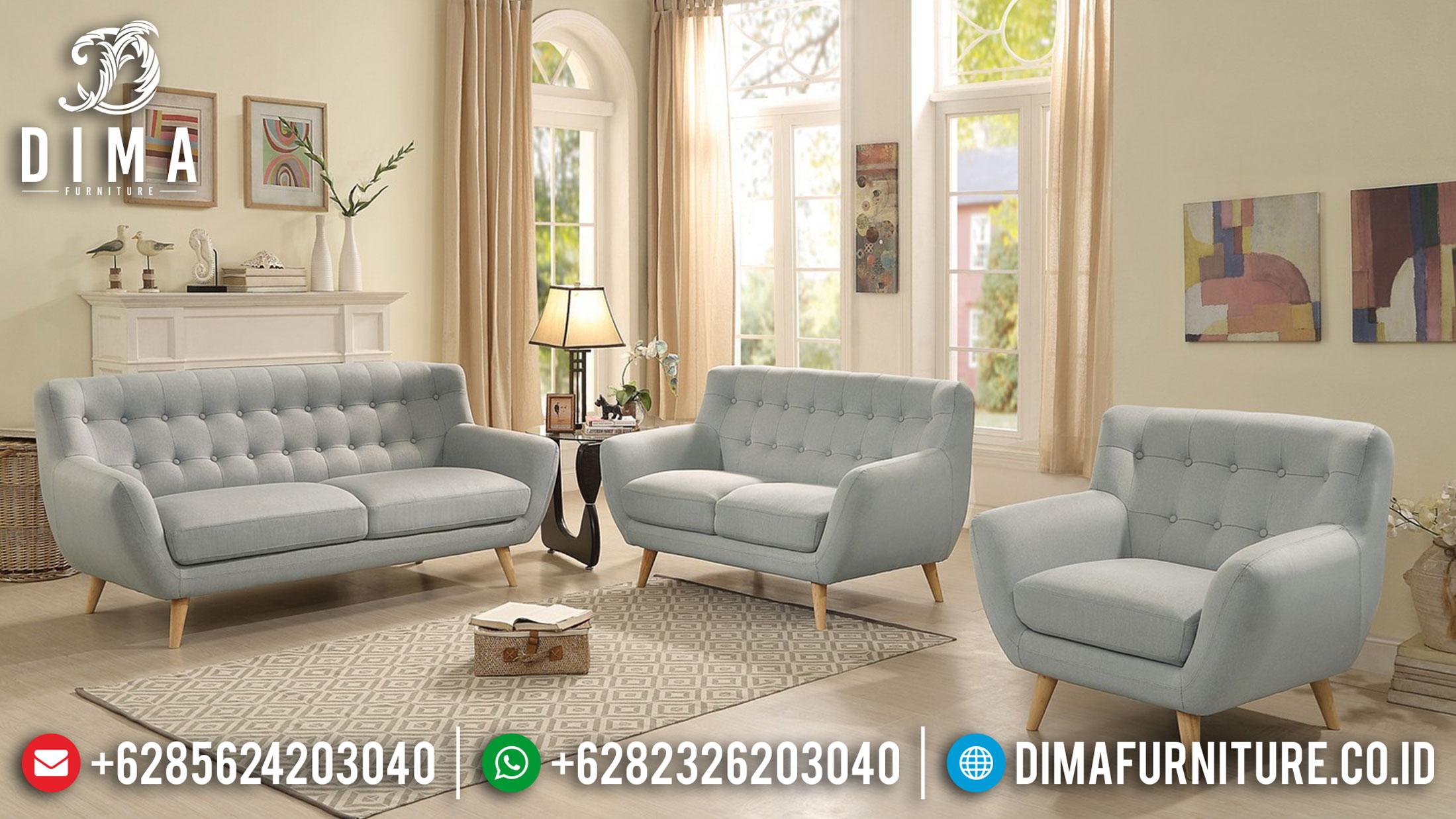 Flamini Sofa Tamu Jepara Minimalis Furniture Jepara Terbaru TTJ-1216