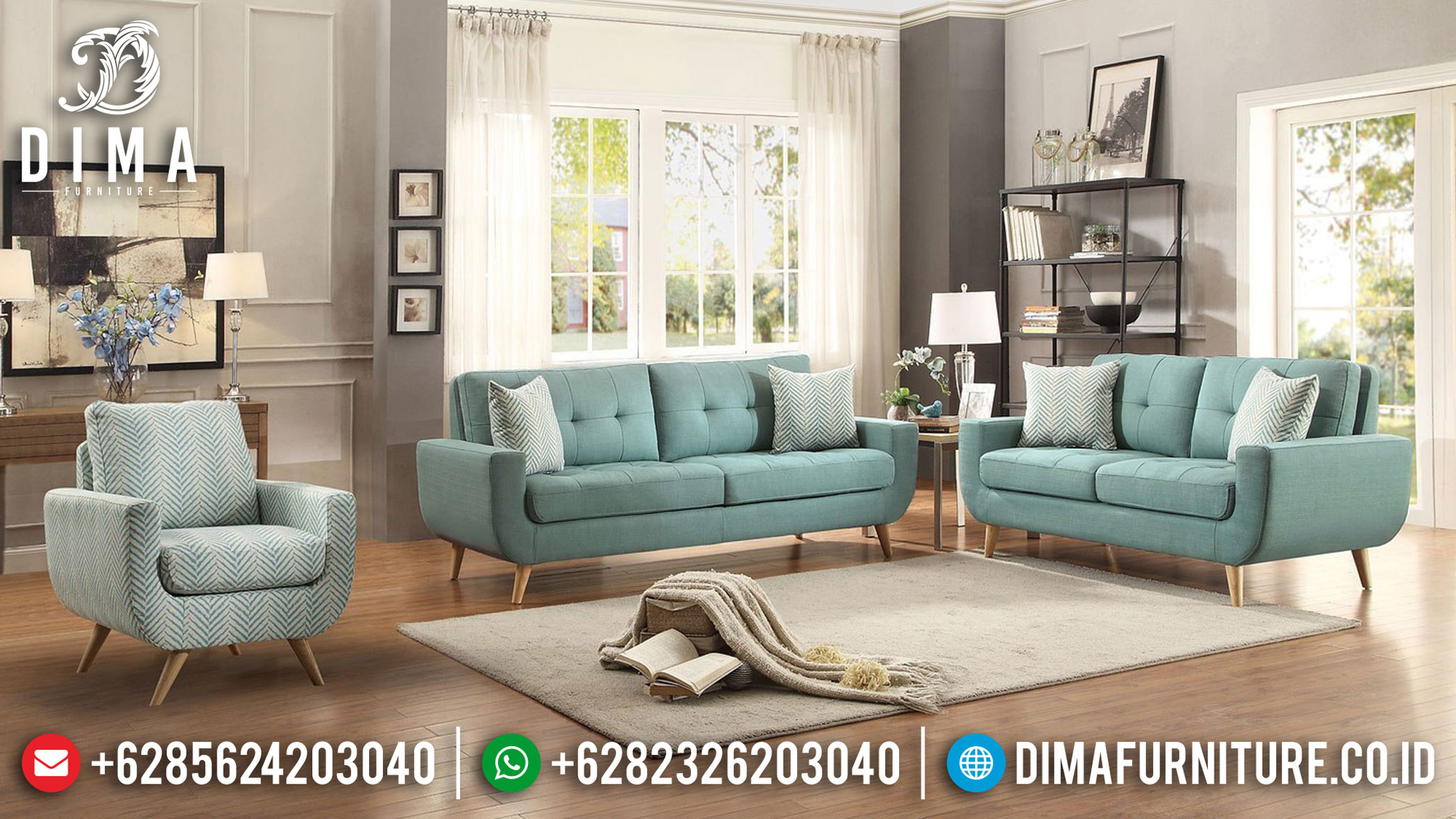 Sofa Tamu Jepara Minimalis Modern Style New Years Sale End Mebel Jepara TTJ-1197