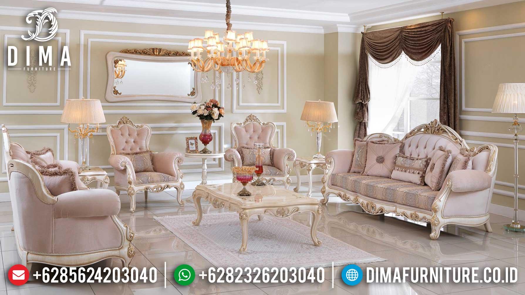 Sofa Tamu Mewah Eve Luxury Classic Ukiran Jepara Design Interior Inspiring TTJ-1233