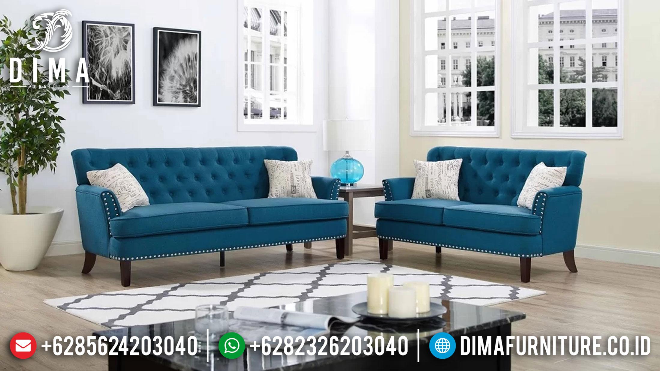 Sofa Tamu Minimalis Set 3 2 Meja Tamu New Best Furniture Jepara Product TTJ-1217