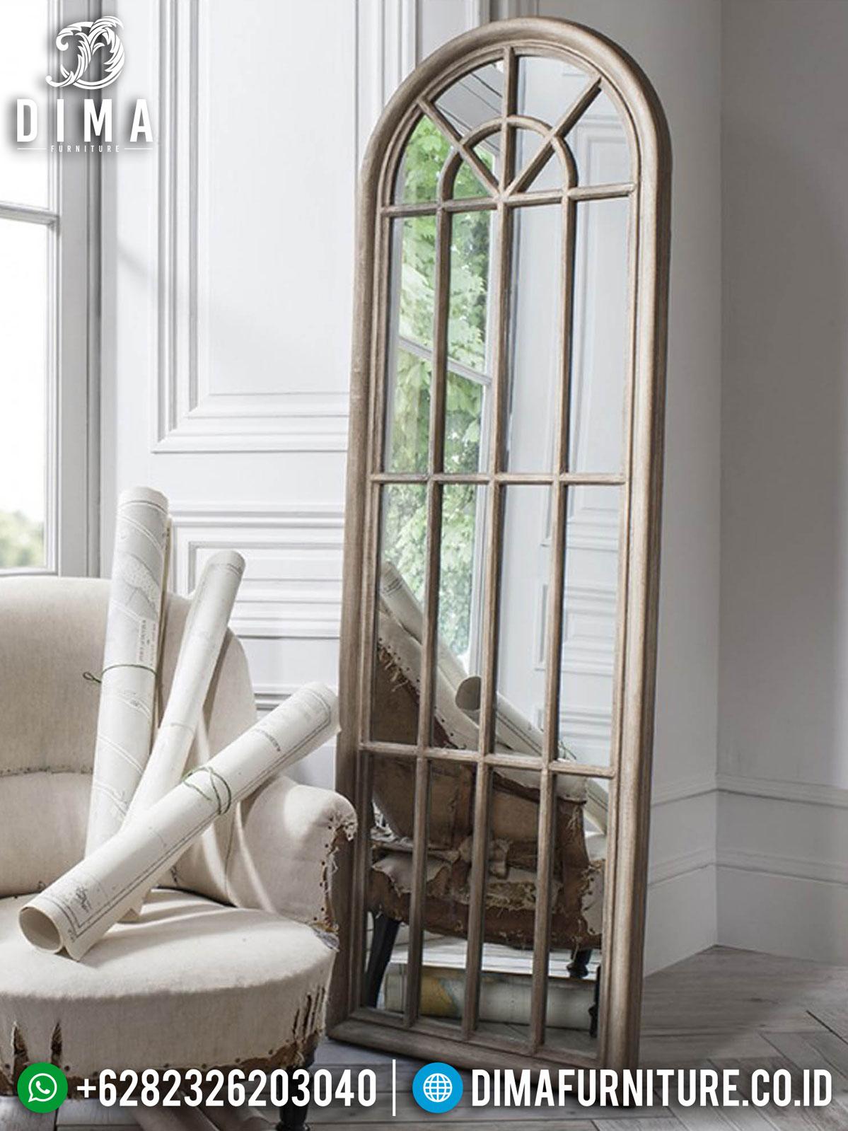 Cermin Hias Minimalis Design Inspiring Vanity Room Furniture Jepara Terbaru TTJ-1292