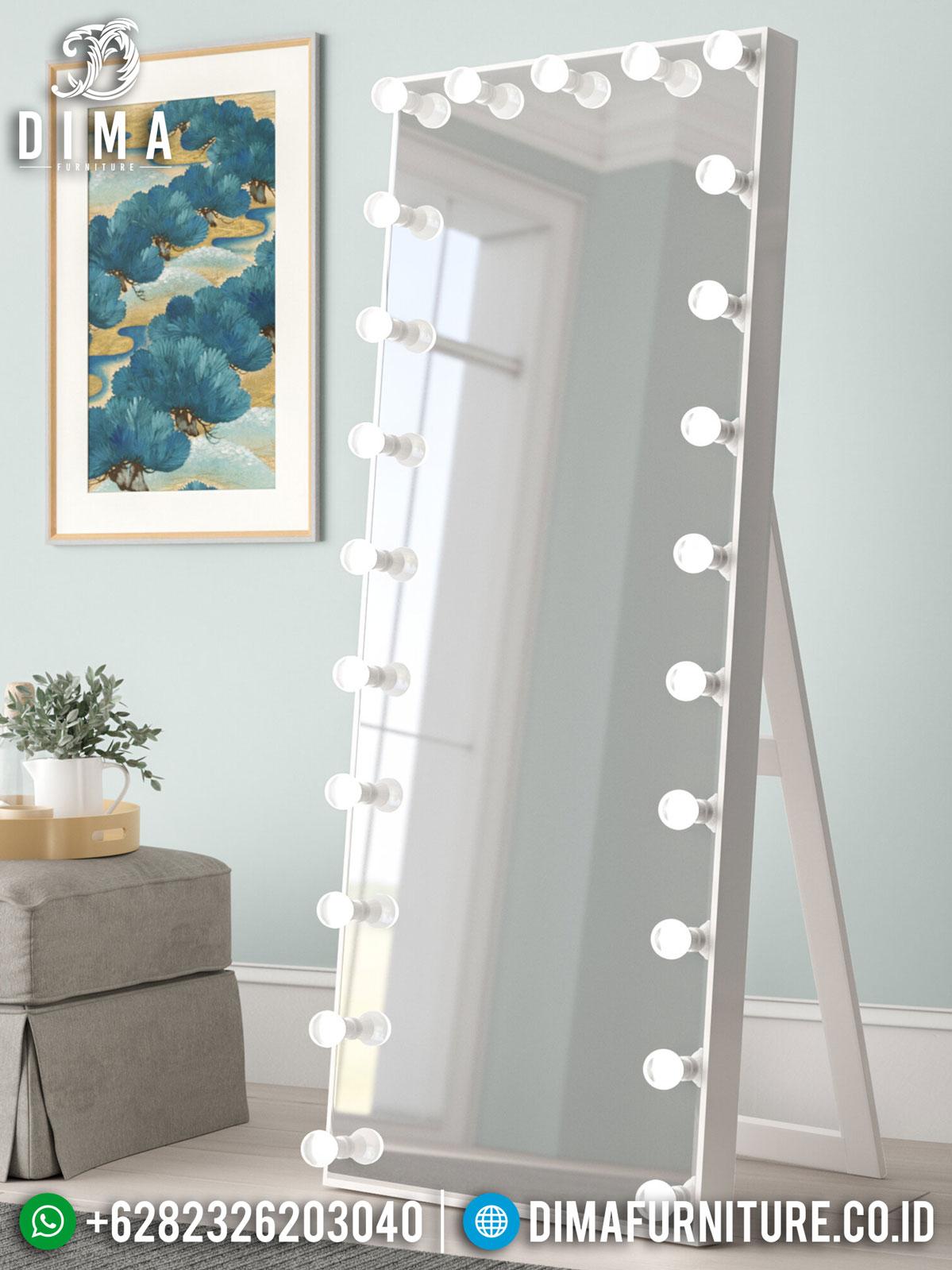 Stand Mirror Minimalis Lamp Modern Design New Style Vanity Room TTJ-1296