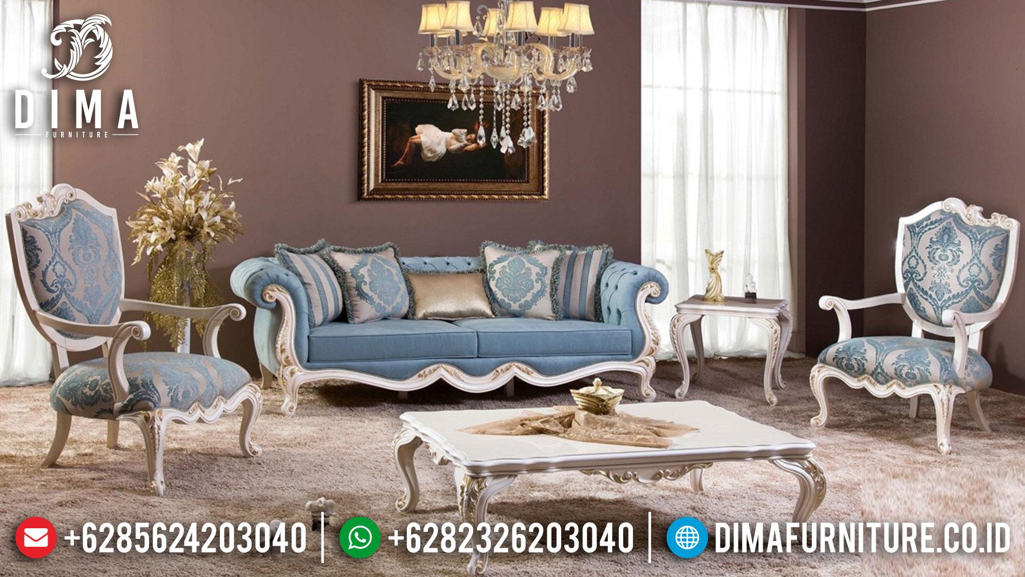 For Sale Sofa Mewah Ruang Tamu Luxury Classic Jepara Termewah TTJ-1488