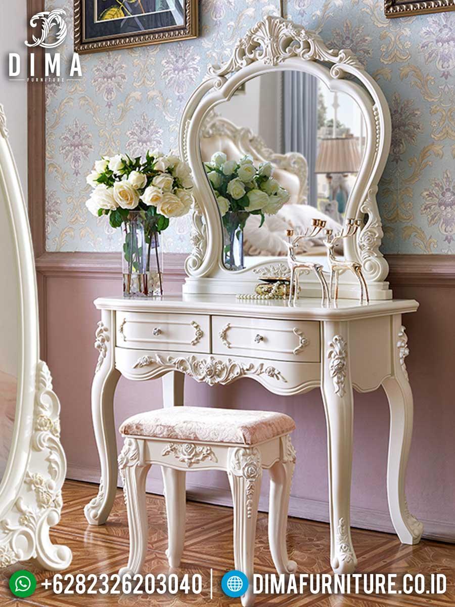 Rare Item Meja RIas Mewah Classic Luxury Furniture Jepara Released TTJ-1470