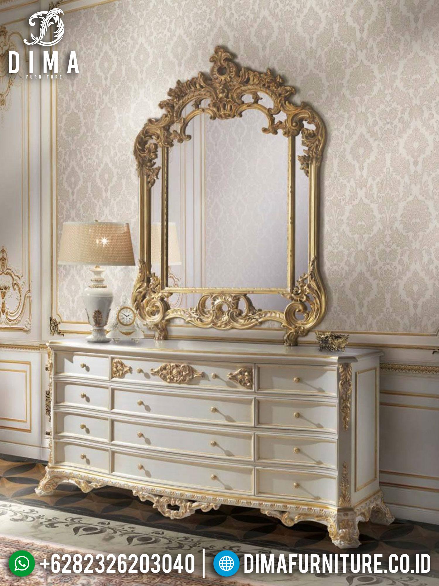 Excellent Set Meja Konsul Mewah Classic Luxury Best Seller 2021 TTJ-1554