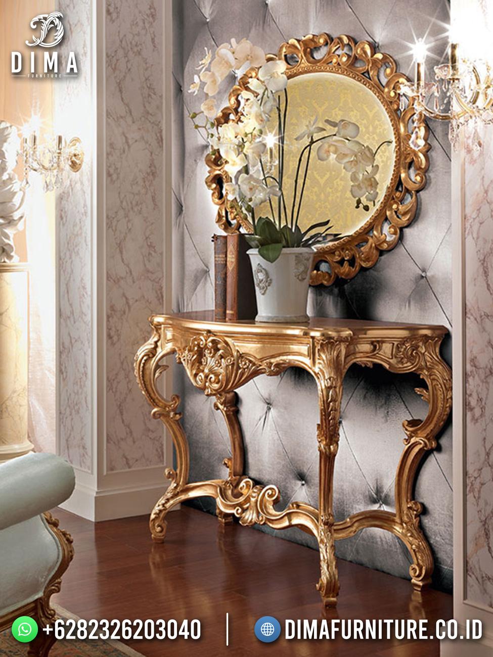 Harga Meja Hias Mewah Luxury Design Interior Inspiring TTJ-1711