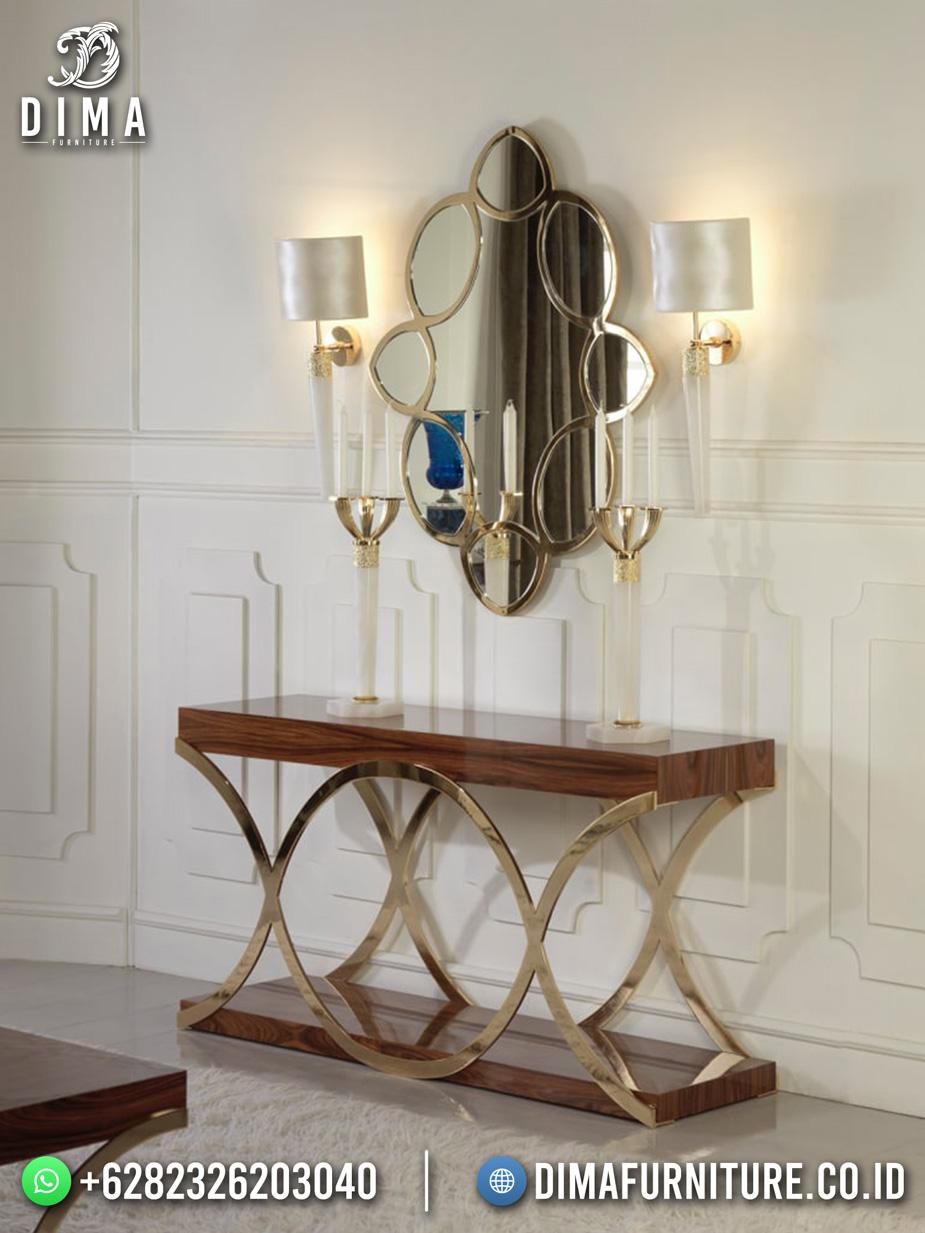 Industrial Furniture Meja Konsul Minimalis Best Design TTJ-1808
