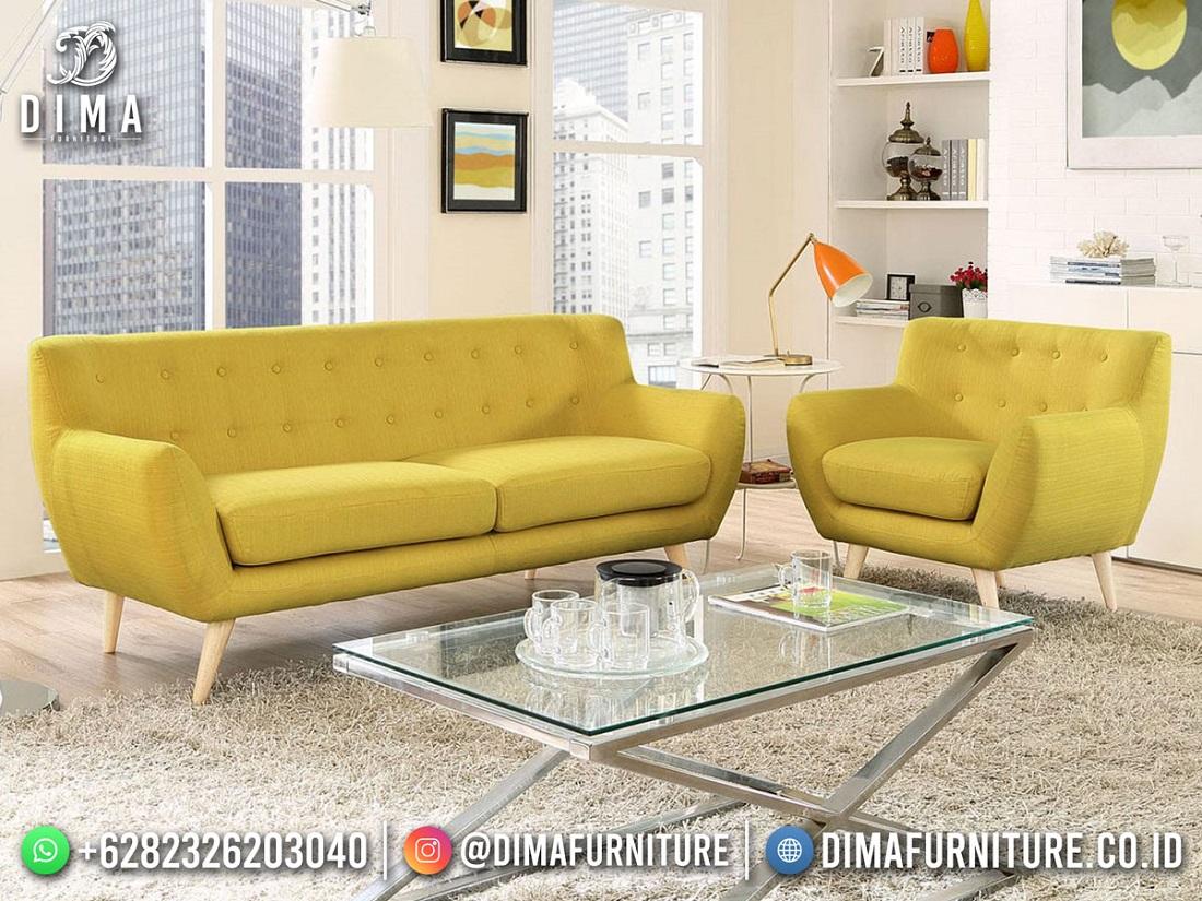 Set Kursi Tamu Minimalis Jepara Beauty Lemonade Best Furniture TTJ-1916