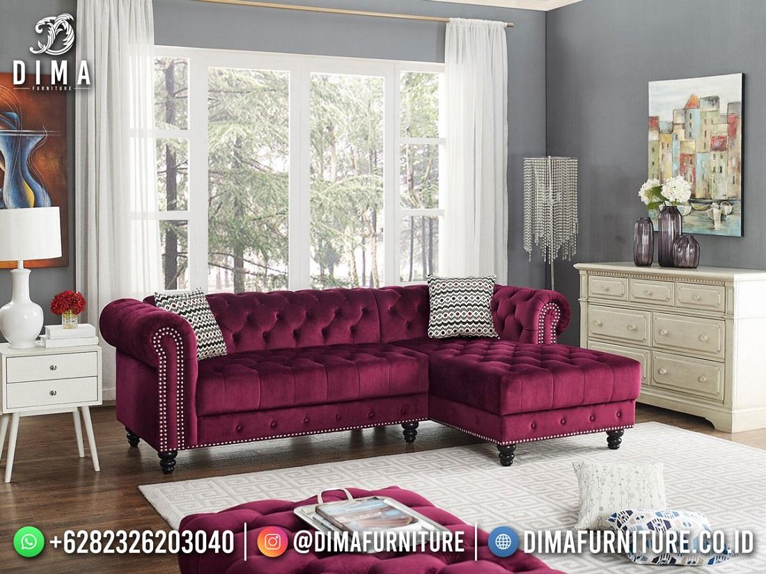 Terbaru Sofa Minimalis Murah Elegan & Modern TTJ-1926